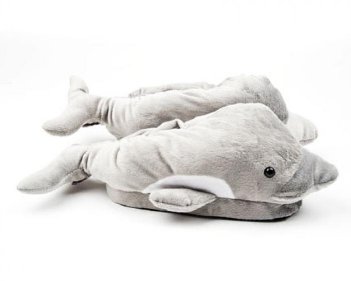 Dolphin Animal Slippers 2