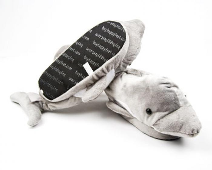 Dolphin Animal Slippers 3
