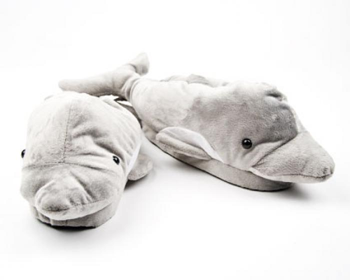 Dolphin Animal Slippers 4