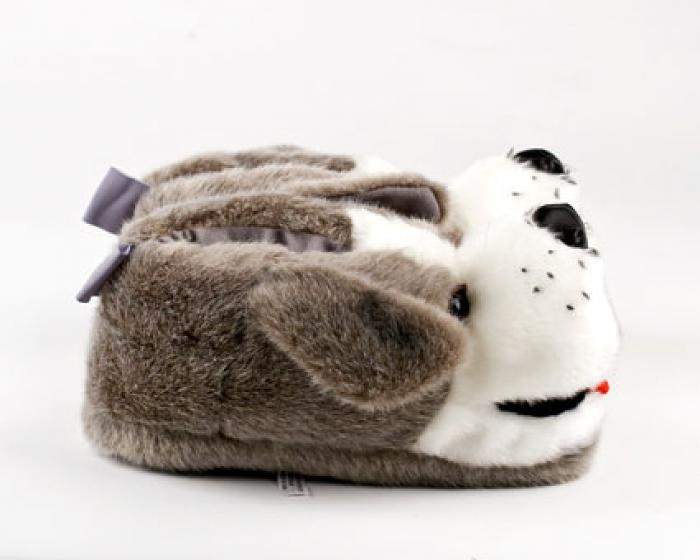 Sheep Dog Animal Slippers 2