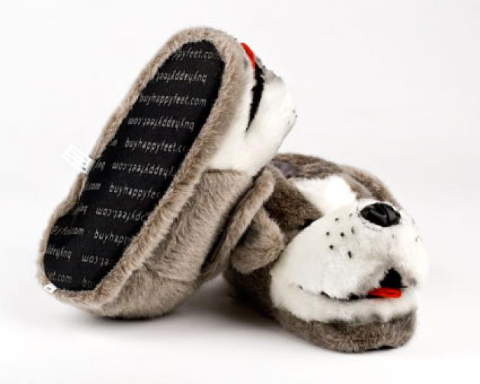 Sheep Dog Animal Slippers 3