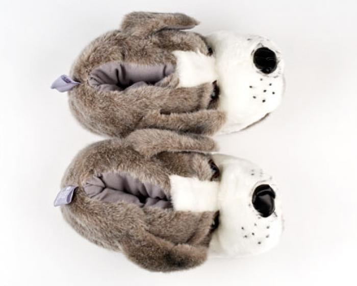 Sheep Dog Animal Slippers 4