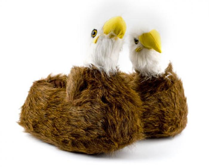 Eagle Animal Slippers 1