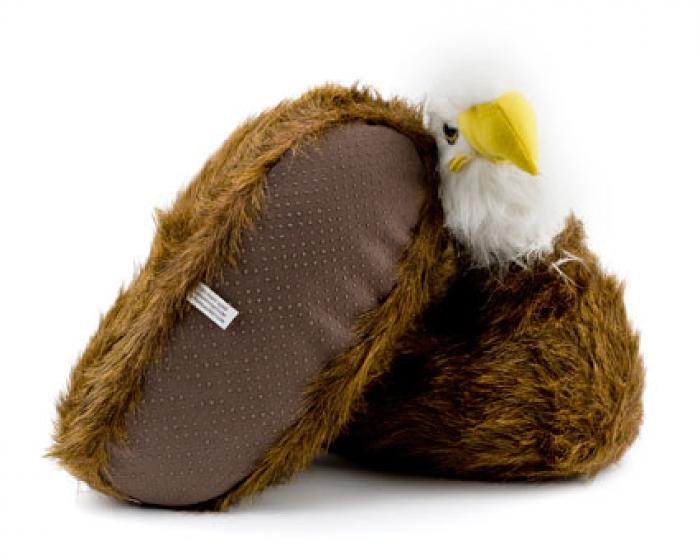 Eagle Animal Slippers 3