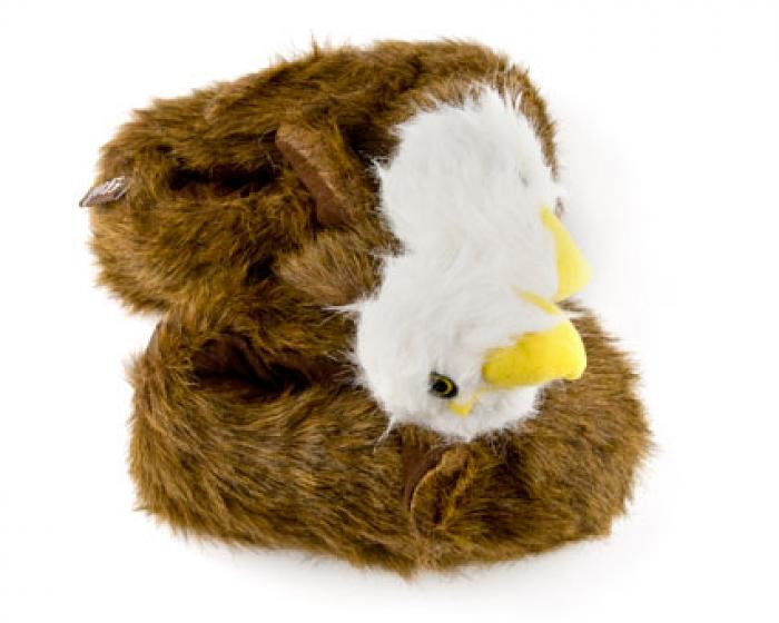 Eagle Animal Slippers 4