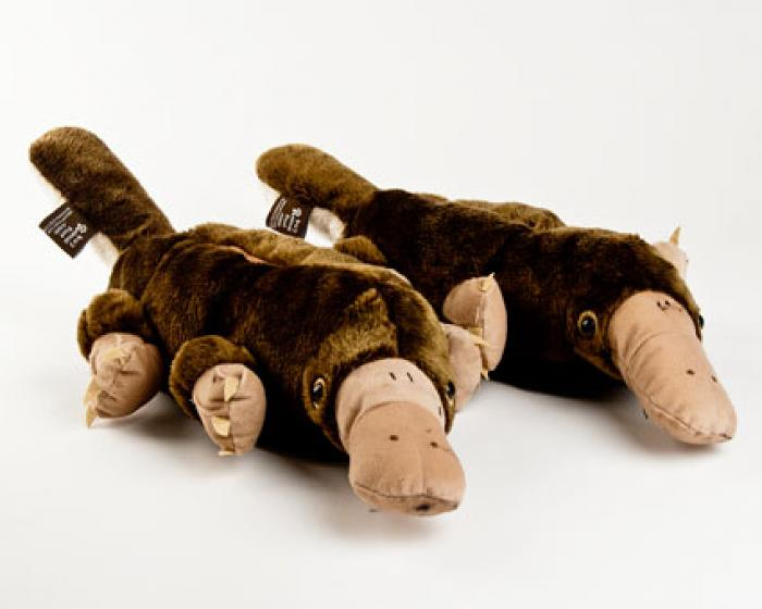 Platypus Animal Slippers 1