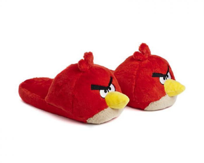 Angry Birds Slippers 1