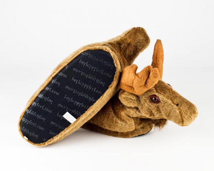 Moose Slippers 3