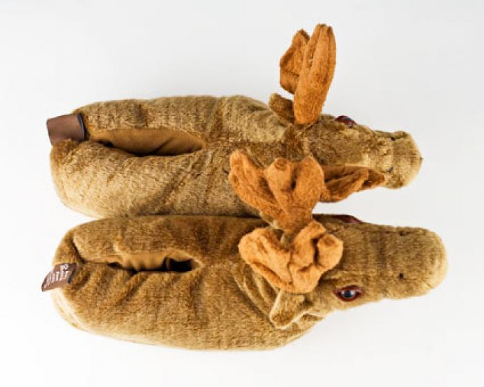 Moose Slippers 4