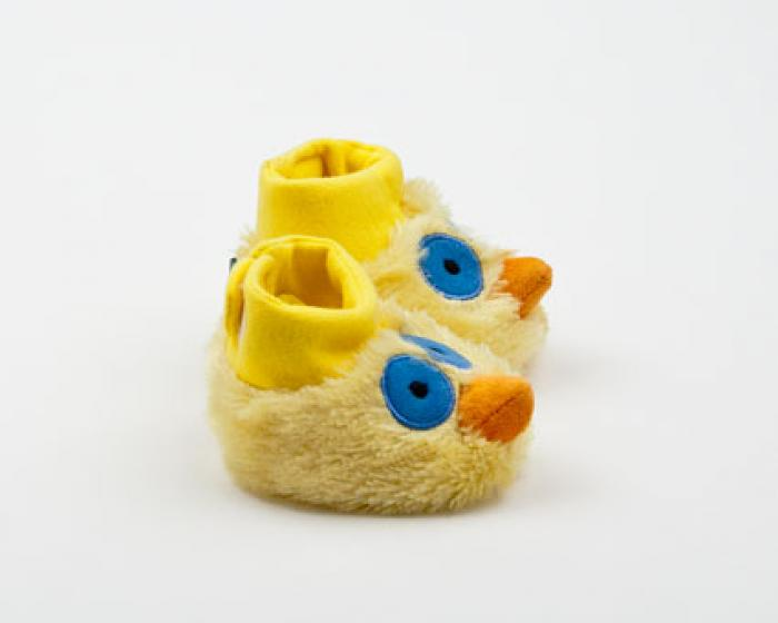Yellow Bird Clucky Booties 2