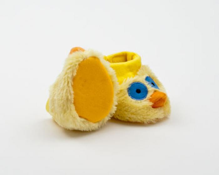 Yellow Bird Clucky Booties 3