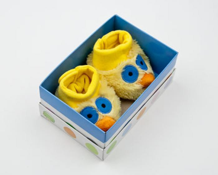 Yellow Bird Clucky Booties 4