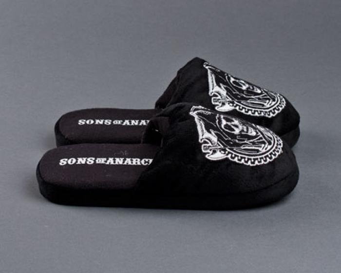 Sons Of Anarchy Reaper Slippers 2