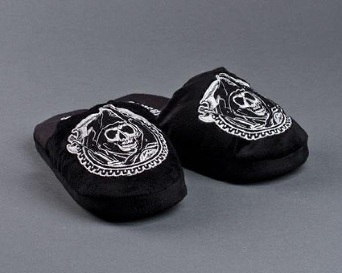 Sons Of Anarchy Reaper Slippers 1