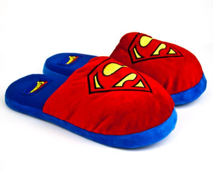 Superman Slippers 1