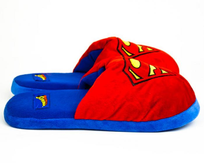 Superman Slippers 2