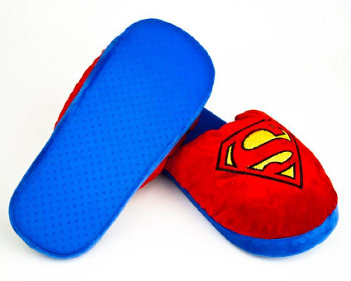 Superman Slippers 3