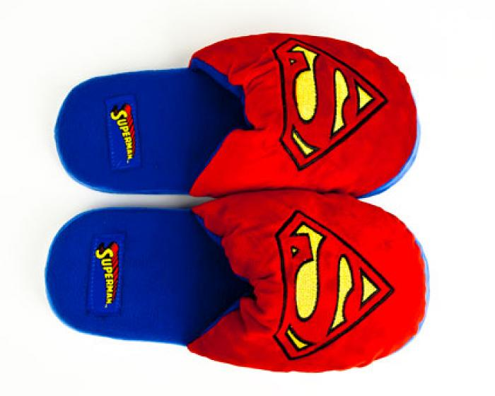Superman Slippers 4