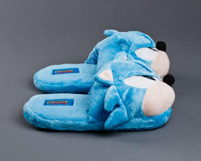 Sonic The Hedgehog Slippers 2