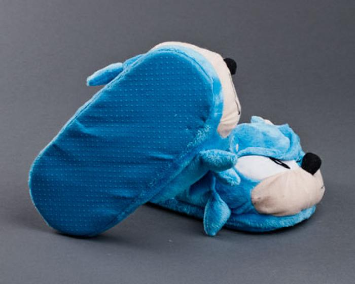 Sonic The Hedgehog Slippers 3