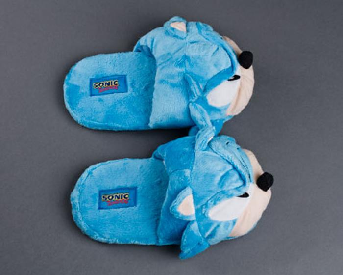 Sonic The Hedgehog Slippers 4