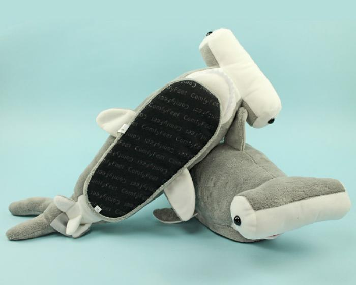 Hammerhead Shark Slippers 3