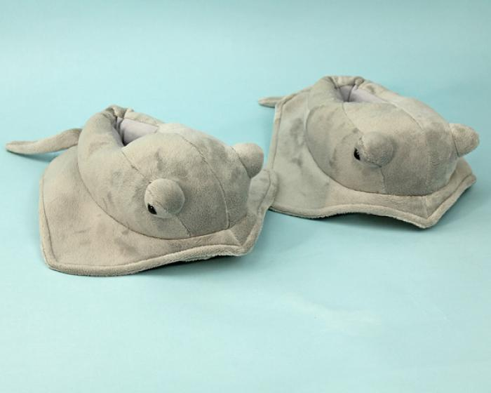 Stingray Slippers 1