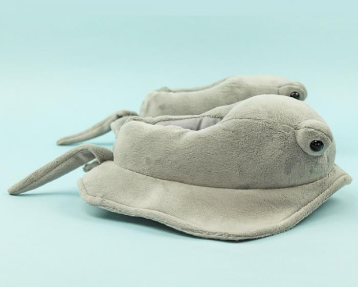 Stingray Slippers 2