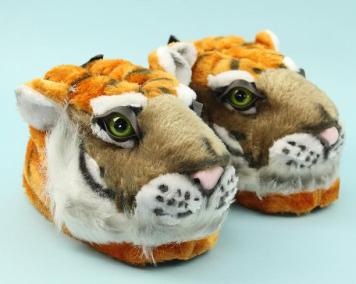 7d4f1bbc9d8 Tiger Slippers - Image Of Tiger Stateimage.Co