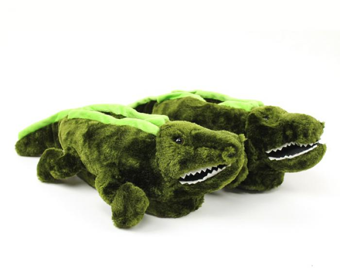 Alligator Slippers 1