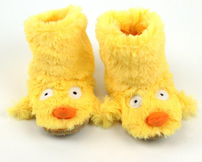 Children's Chick Slouch Slippers 1