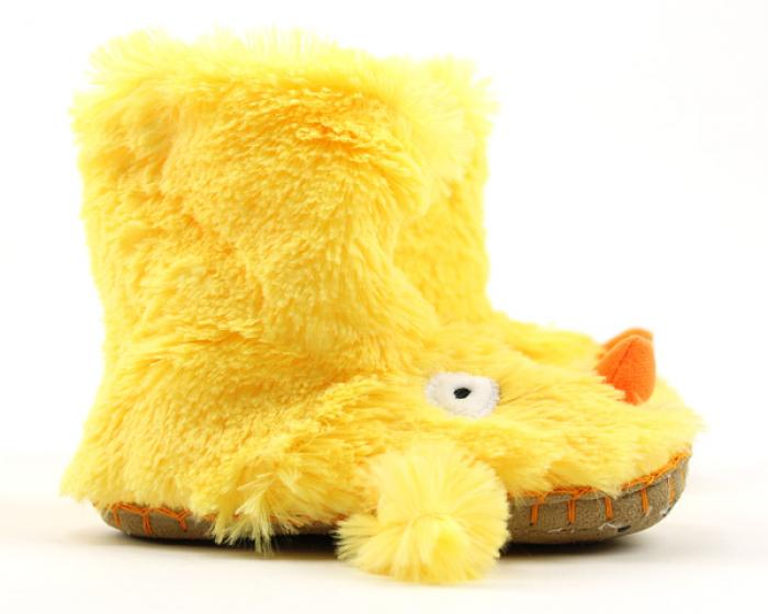 Children's Chick Slouch Slippers 2
