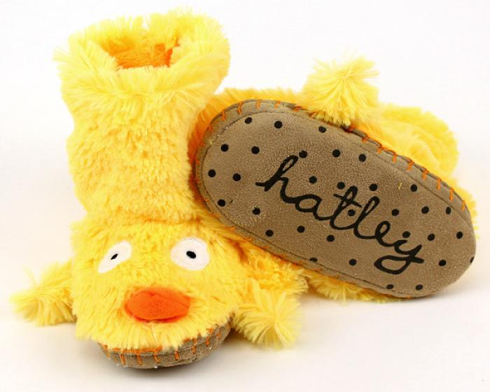 Children's Chick Slouch Slippers 3