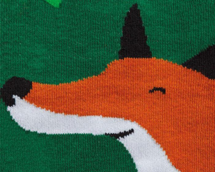 Foxy Lady Socks Detail