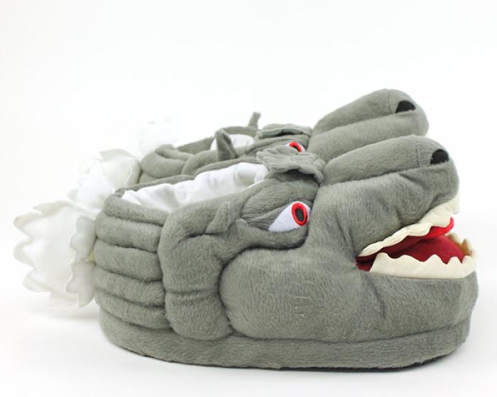 Godzilla Slippers 2