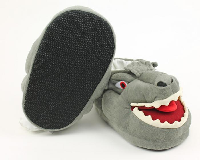 Godzilla Slippers 3