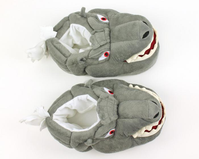 Godzilla Slippers 4