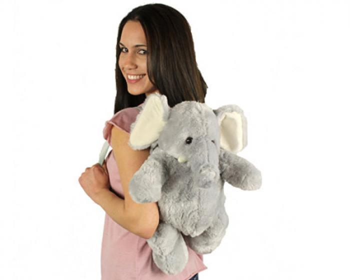 Elephant Backpack 4
