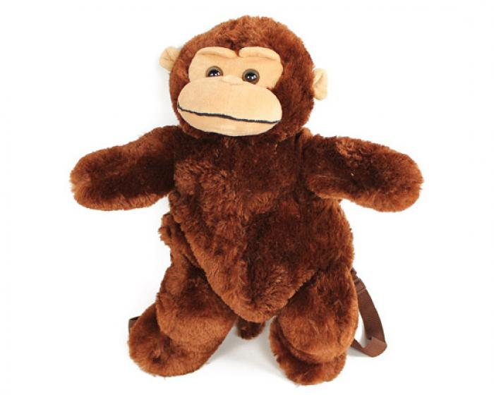 Monkey Backpack 1