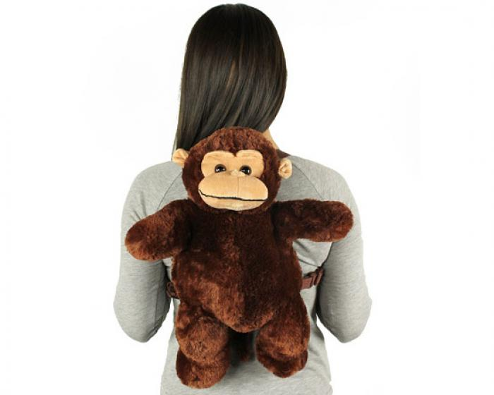 Monkey Backpack 3