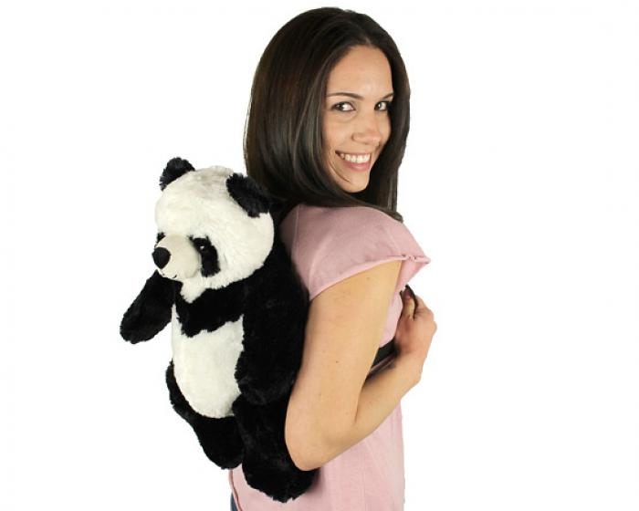 Panda Backpack 4