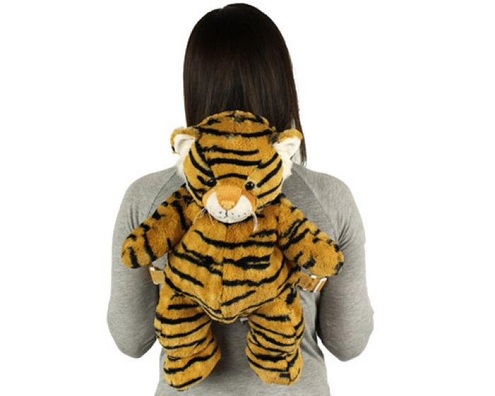 Tiger Backpack 3