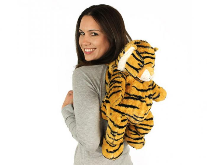 Tiger Backpack 4
