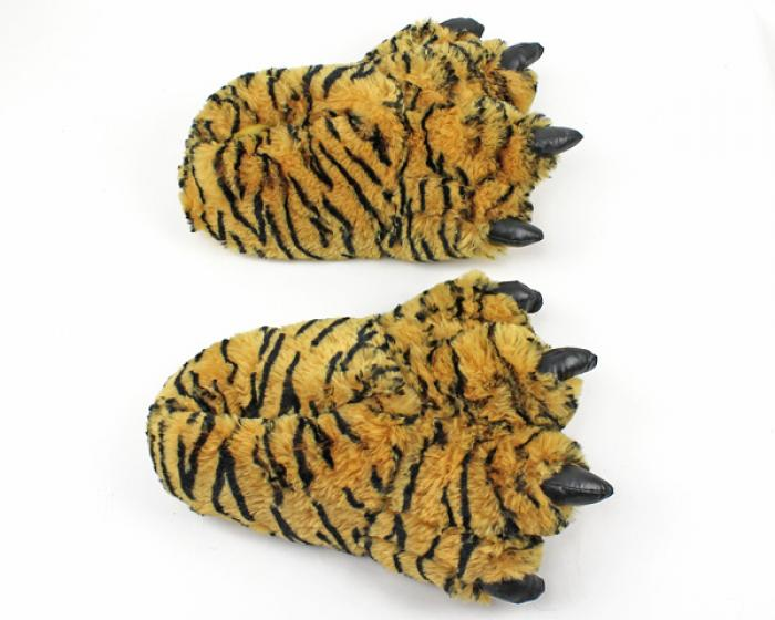 Tiger Paw Slippers 4