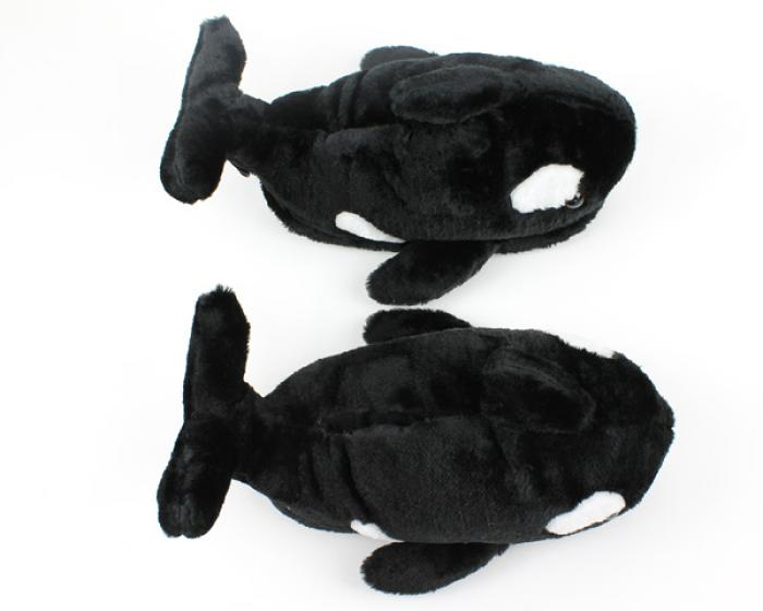 Whale Slipper Tops