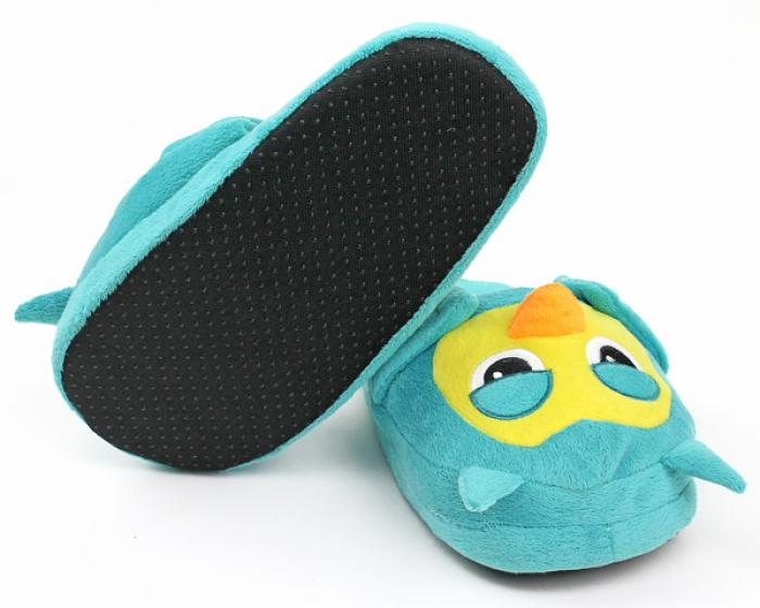 Blue Owl Slipper Sole