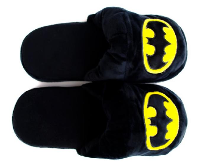 Batman Slipper Top Down