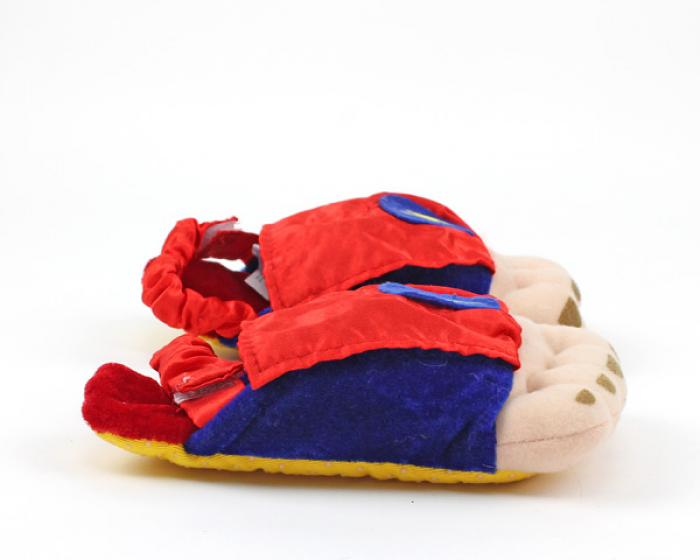 Toddler Superhero Feet