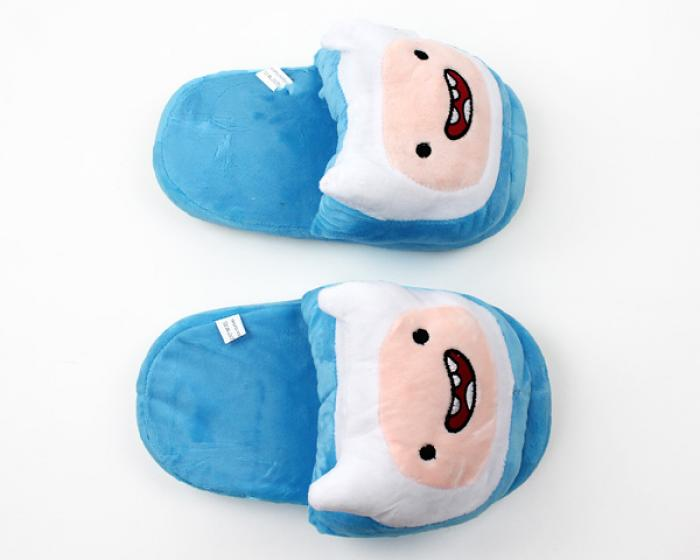 Finn Adventure Time Slippers 4