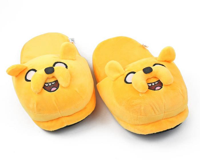Jake Adventure Time Slippers 1